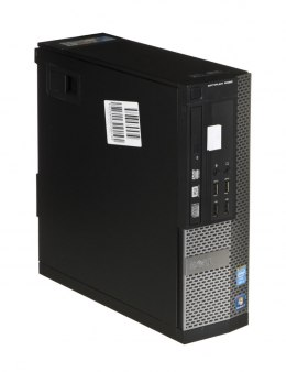 DELL OptiPlex 9020 i3-4130 4GB 320GB DVD SFF Win7pro UŻYWANY